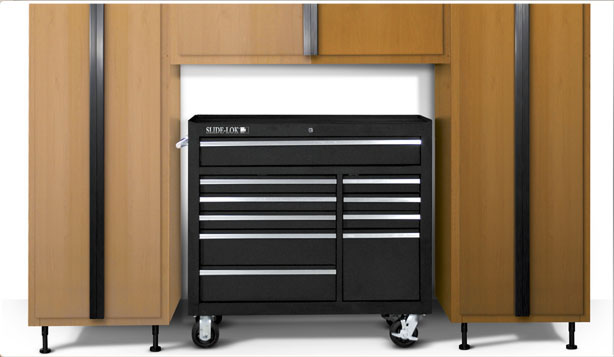 Toolchest Garage Organization, Storage Cabinet  Arizona